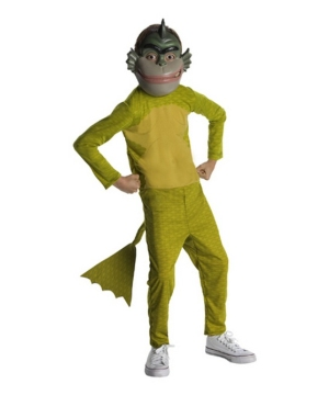 Monsters Vs Aliens Missing Link Kids Costume