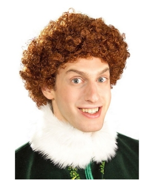 Buddy Elf Wig - Adult Accessory