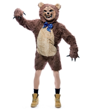 Cuddles the Bear Costume - Adult Costume