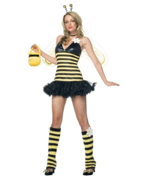 Daisy Bee Women Costume