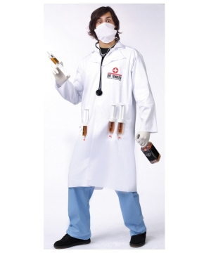 Dr Shots Male Costume