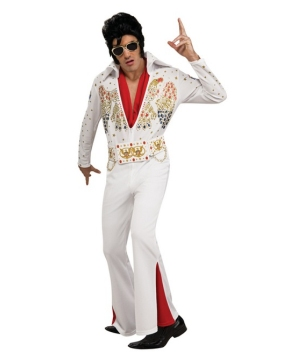 Elvis Men Costume