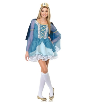 Enchanted Princess Teen Costume