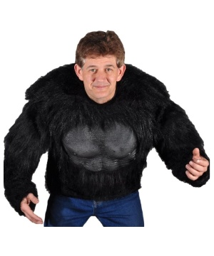 Gorilla Shirt Men Costume