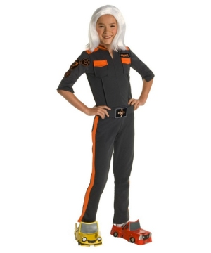 Monsters Vs Aliens Susan Kids Costume