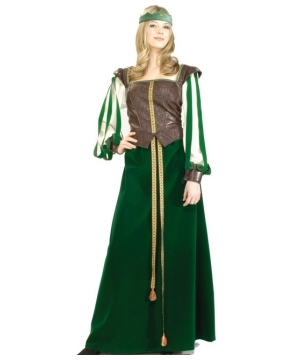 Maid Marion Women Costume