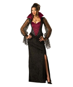 Midnight Vampire Women Costume