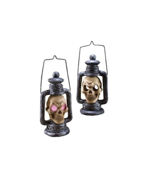 Skull Lantern Light up