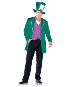 Mad Tea Party Host Men Costume