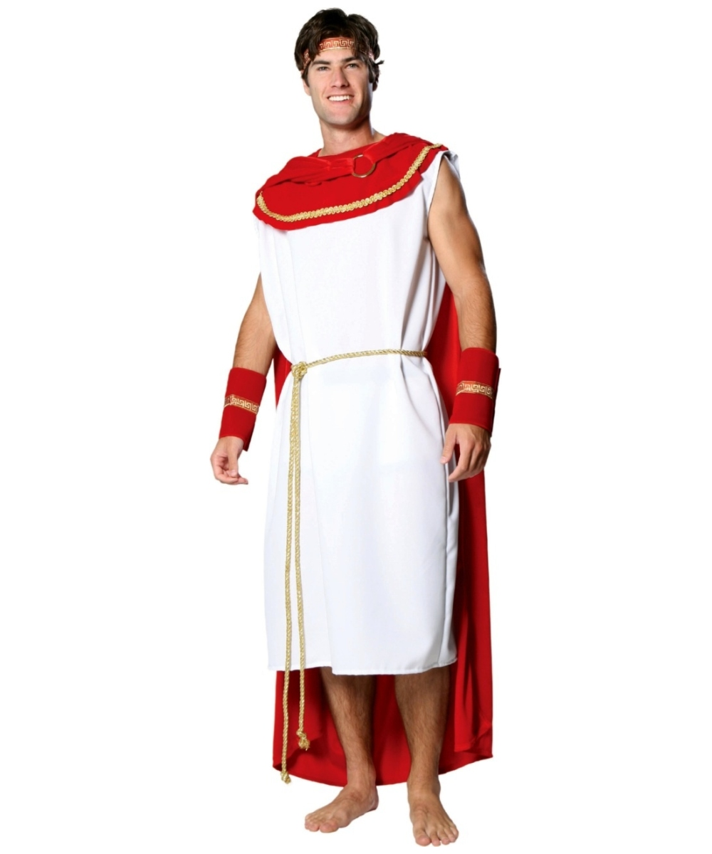 sc 1 st  Halloween Costumes & Roman Alexander Adult Costume - Men Halloween Costumes