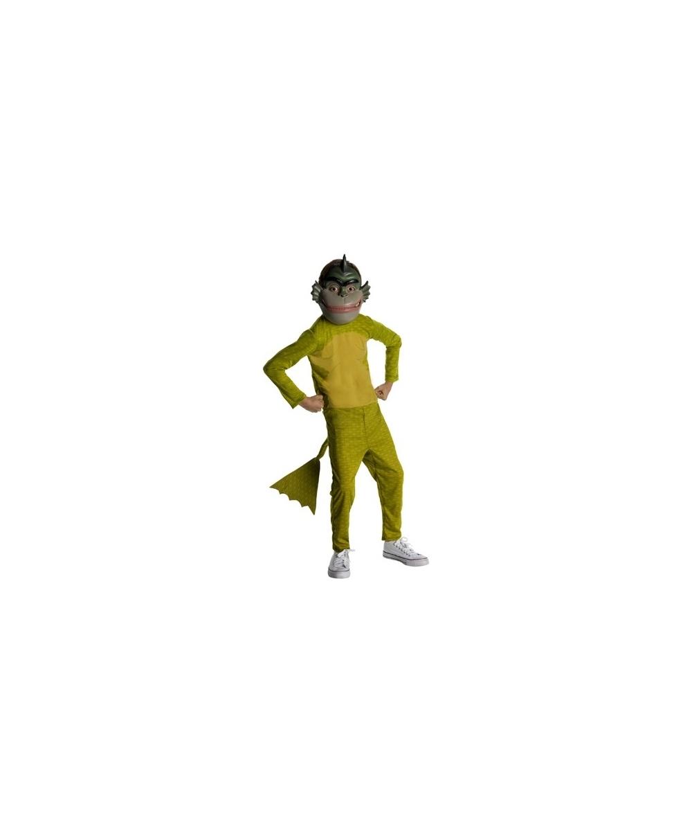 Monsters Vs Aliens Missing Link Kids Costume  sc 1 st  Wonder Costumes & Monster Vs Alien Missing Link - Kids Halloween Costumes