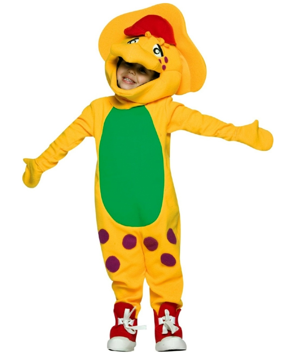 Barney And Friends Barney Halloween Costumes