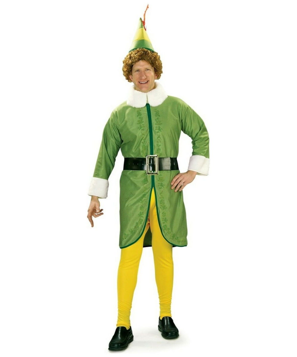 Buddy Elf Costume