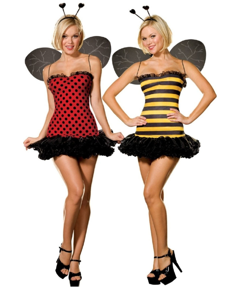 Bugging Out Womens Costume