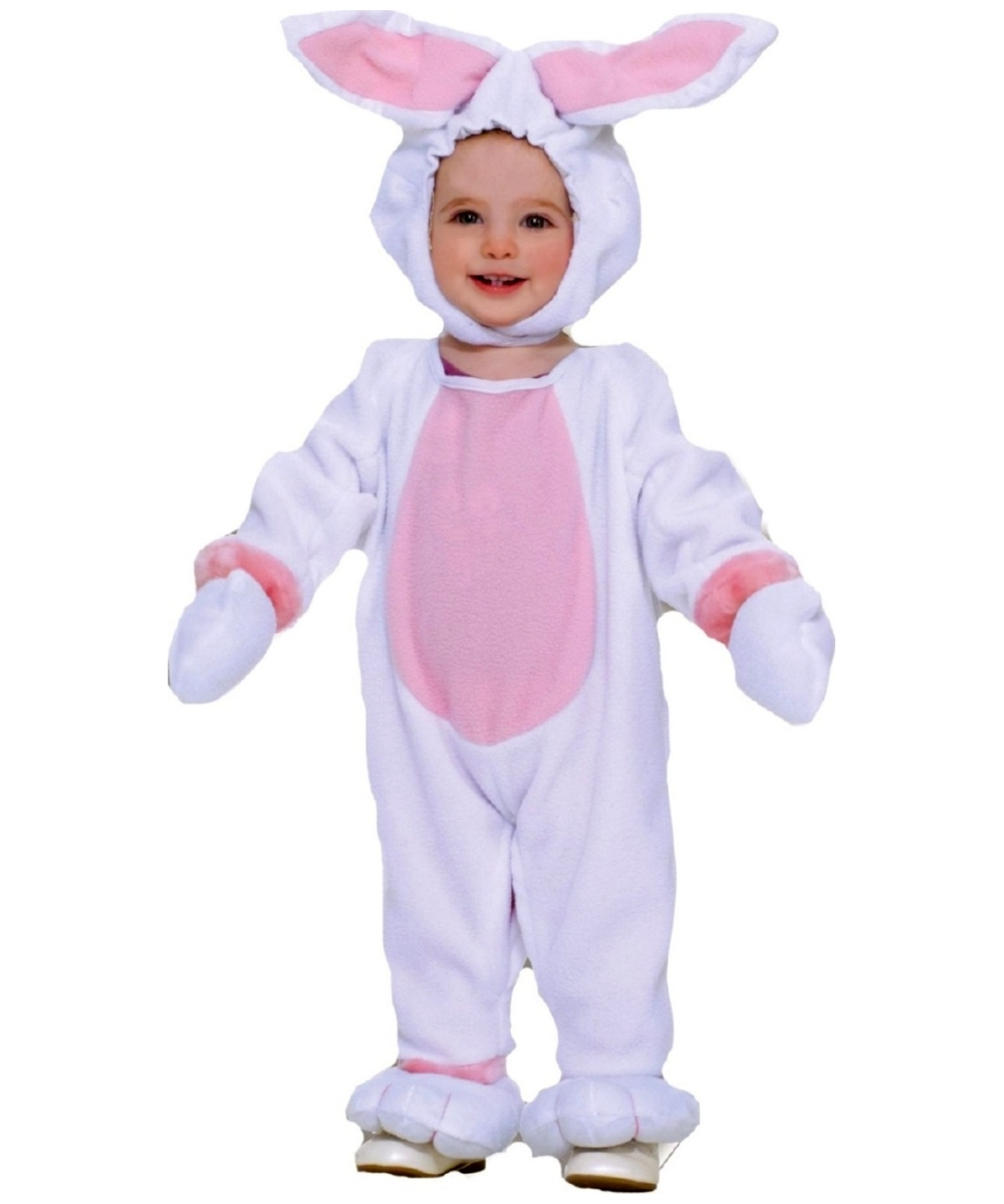 how to make a bunny costume for a child