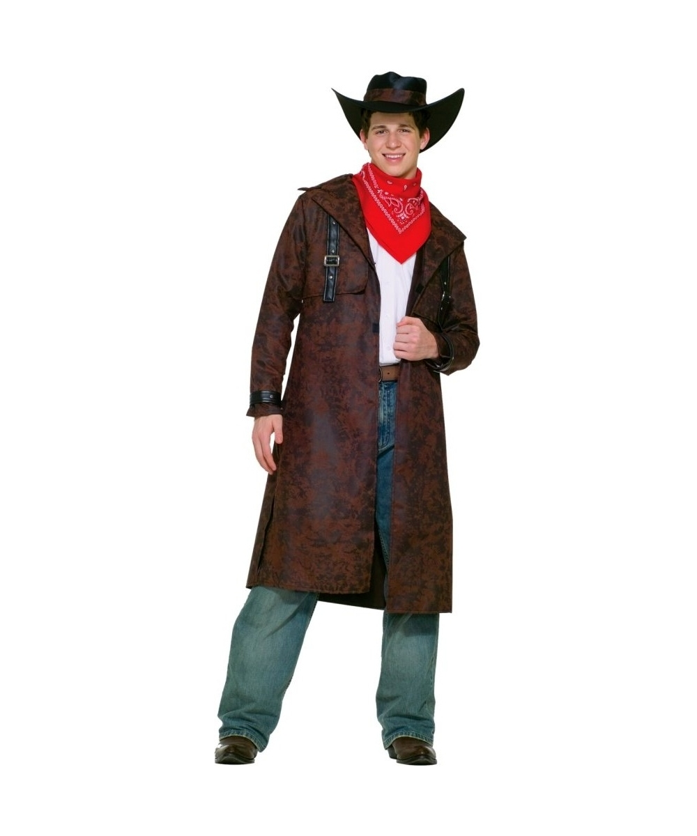Desperado Teen Cowboy Costume - Boys Costume