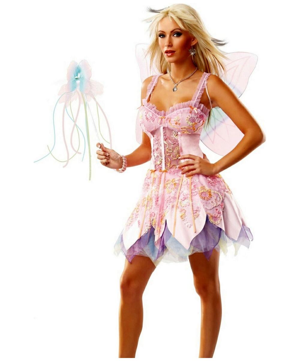 Angel Halloween Costume Women