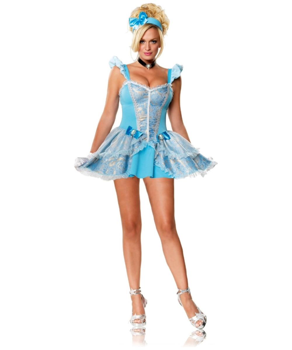 sc 1 st  Wonder Costumes & Adult Fairytale Princess Disney Costume - Women Costumes