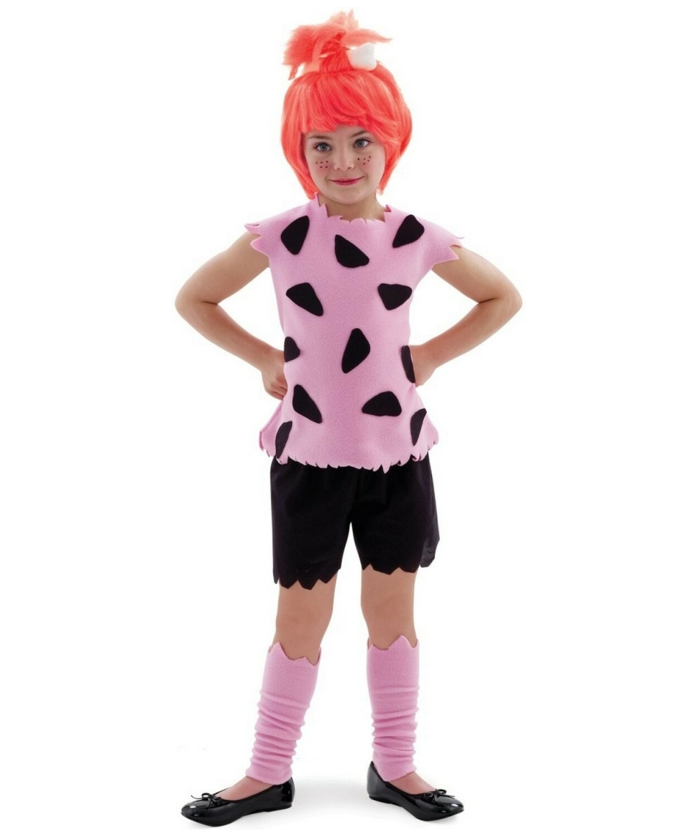 Kids Pebbles Flintstone Costume - Girls Flintstone Costumes 7003d2dbc01b