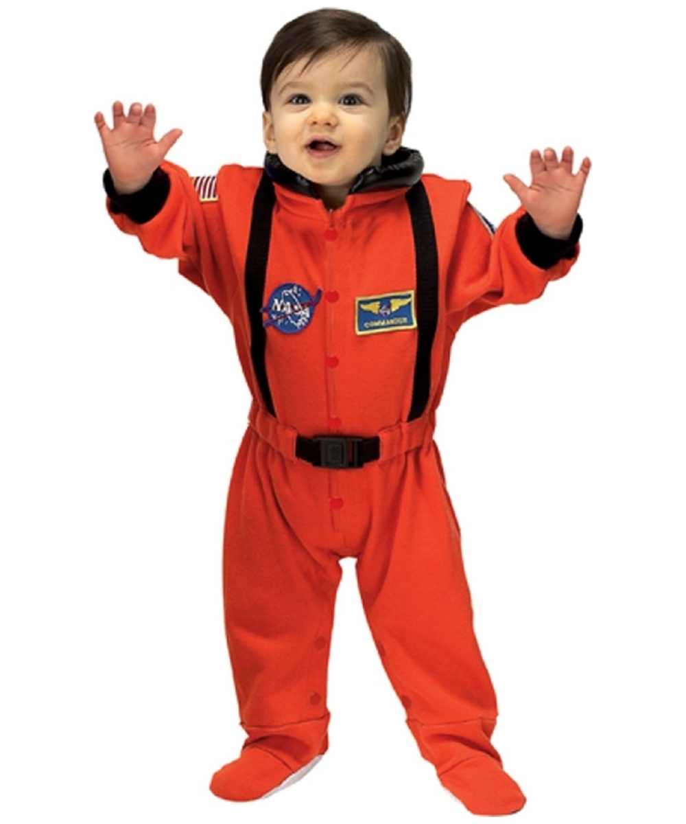 Car For Kids >> Astronaut Jr Baby Costume - Boy Astronaut Costumes