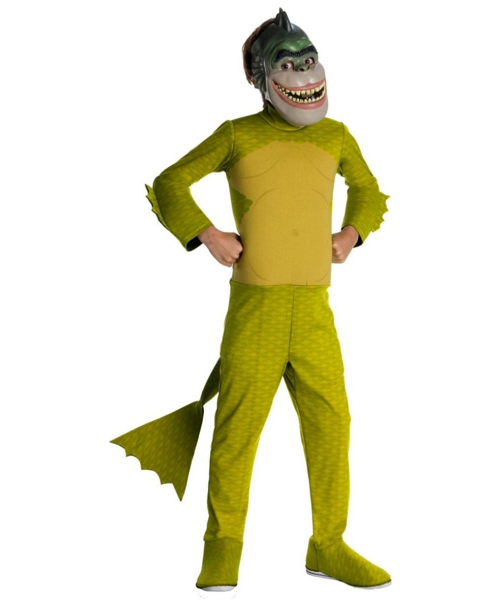 Kids Aliens Missing Link Costume