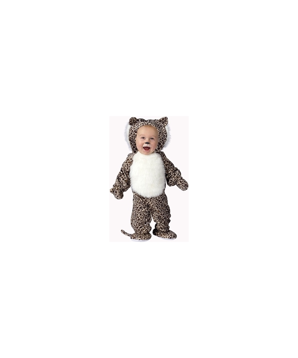 sc 1 st  Wonder Costumes & Leopard Lil Baby Costume - Boy Leopard Costumes