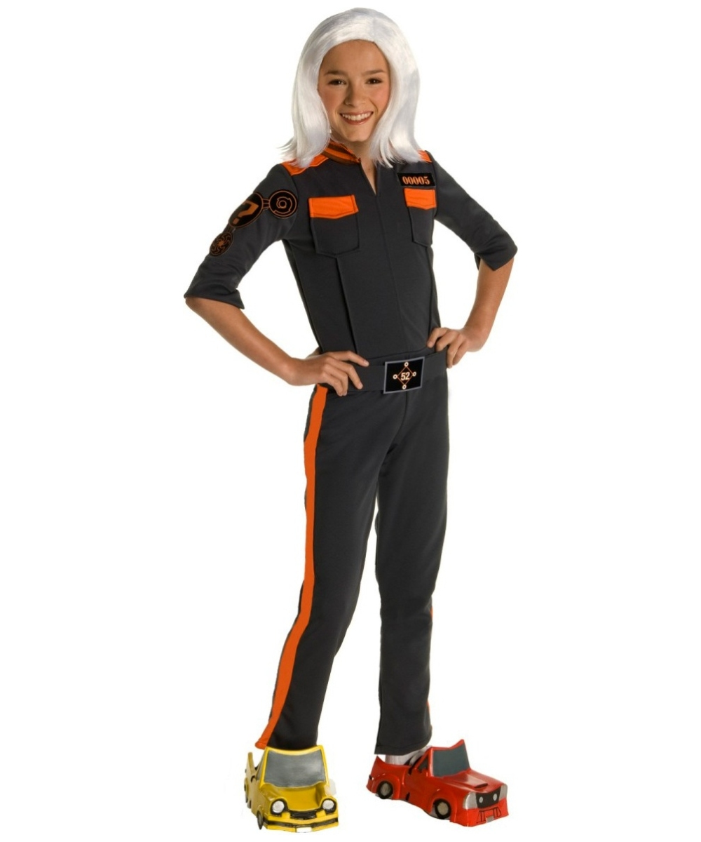 Kids Monsters Susan Costume