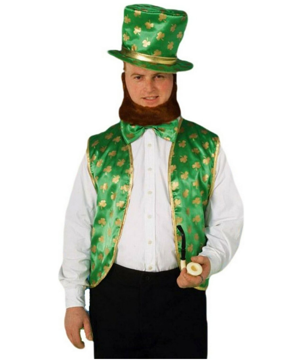Leprechaun Adult Costume Kit  sc 1 st  Halloween Costumes & St. Patrick Costumes for Men and Women - Patrick Costume