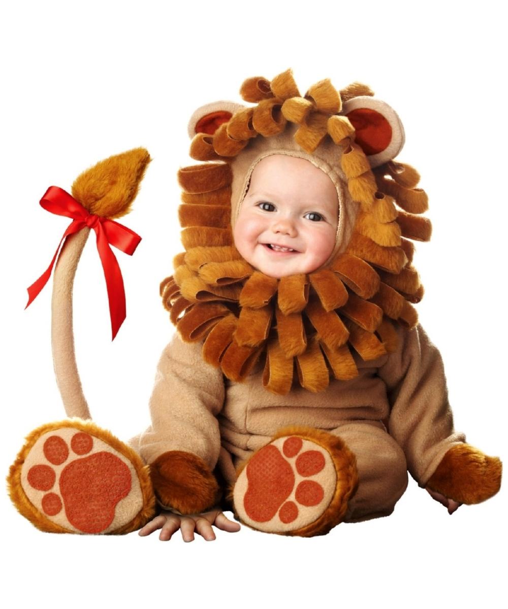 Lil Lion Baby - Boys Halloween Costume