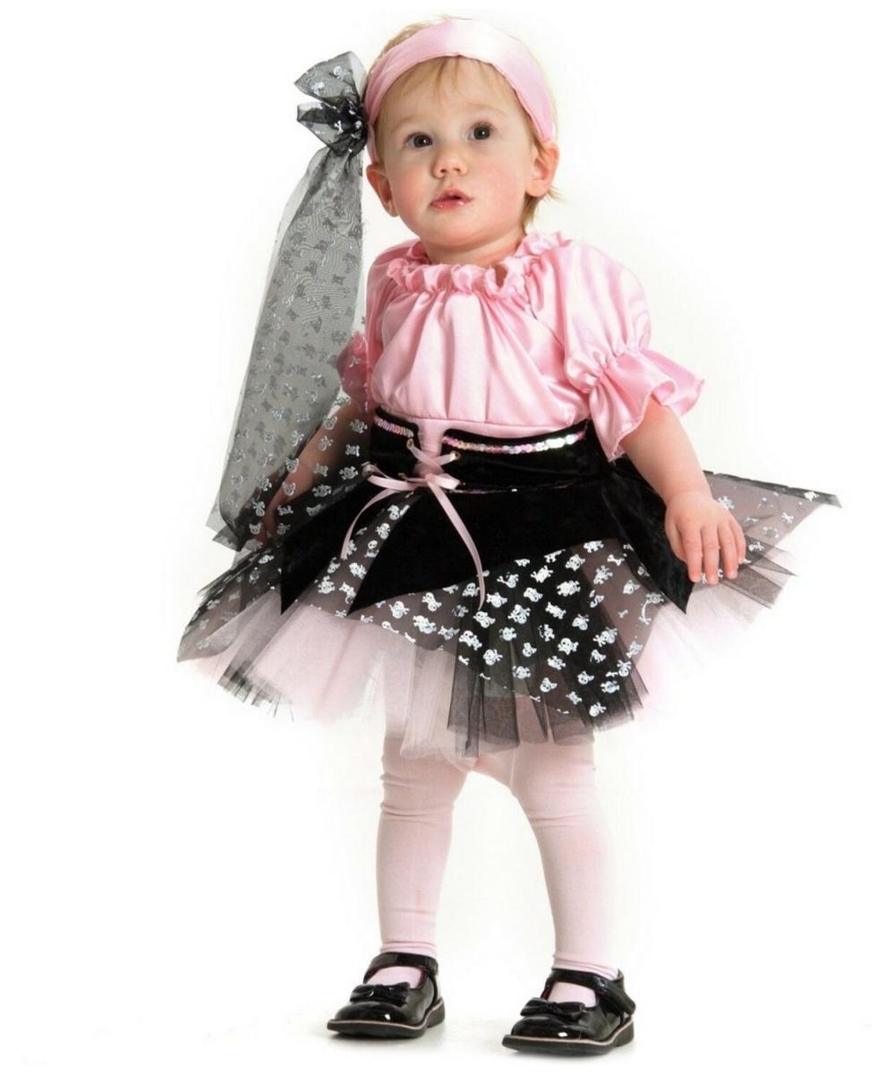 Little Pirate Toddler Costume  sc 1 st  Wonder Costumes & Little Pirate Costume - Pirate Costumes