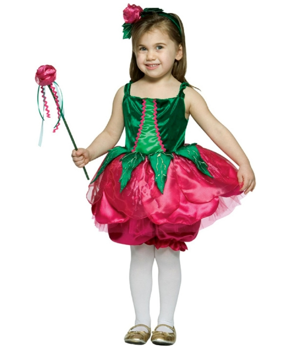 Garden rose costume fower costumes solutioingenieria