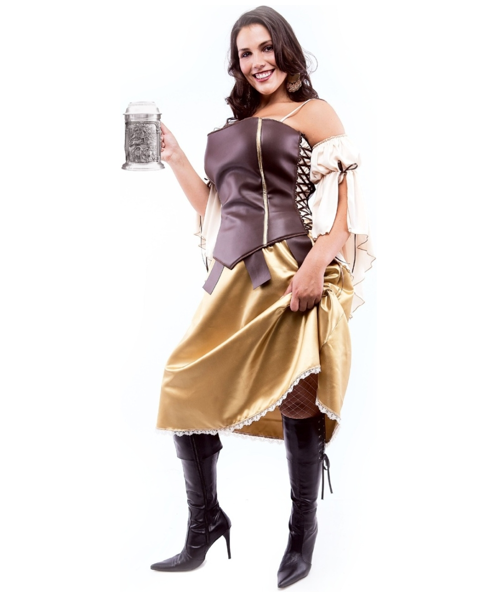 6b8e4c2622a Tavern Wench Adult Plus Size Costume