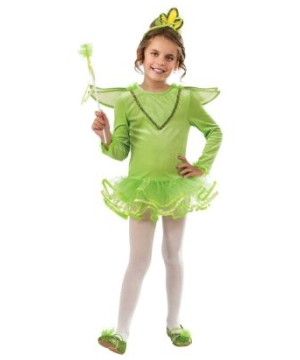 Little Tinkerbell Disney Girls Costume