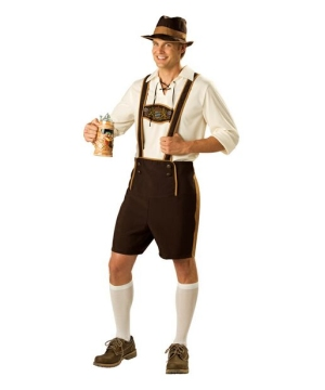Bavarian Guy Costume