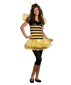 Busy Lil Bee Teen Costume