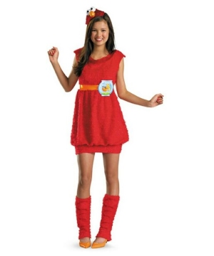 Elmo Costume Teen Costume