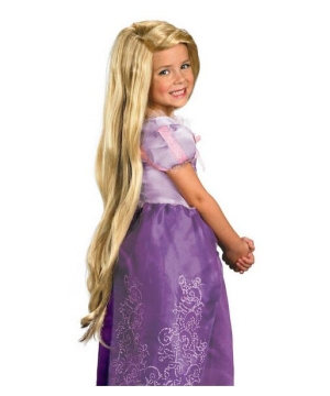 Rapunzel Girls Wig