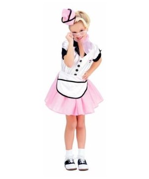 Girls Soda Pop Costume