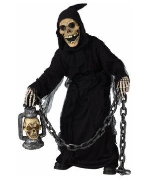 Grave Ghoul Costume - Kids Costume