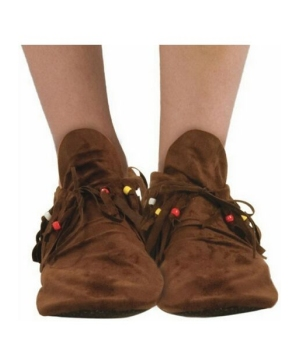 Hippie Moccasins Adult Shoes