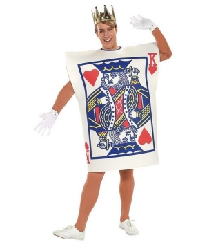 King Hearts Card Costume