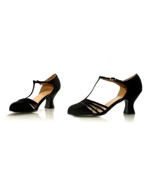Lucille Black Shoes
