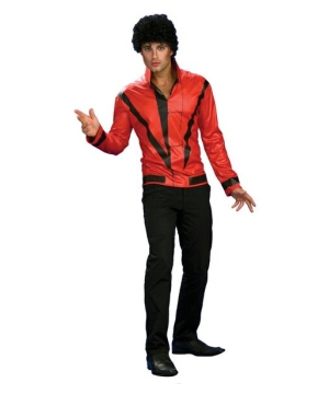 Mens Michael Jackson Thriller Costume