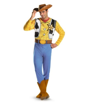 Toy Story Woody Disney Men Costume