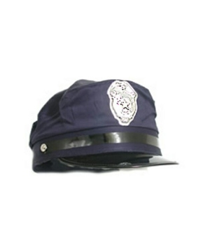 Police Adult Hat