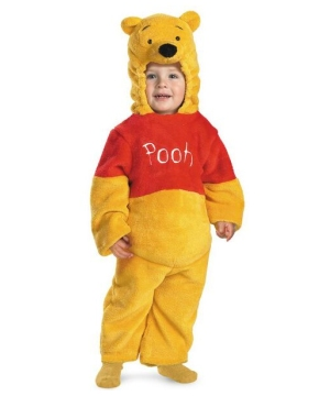 Pooh Plush Infantbaby Costume