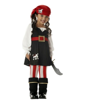 Precious Pirate Baby Costume