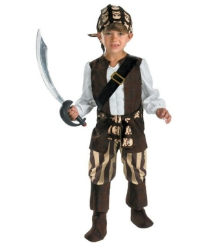 Rogue Pirate Baby Costume
