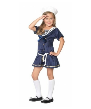 Shipmate Cutie Child Costume