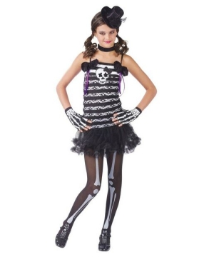 Skeleton Sweetie Kids Costume
